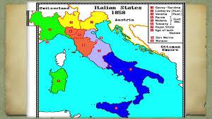 Modena Italy Map Italian Unification Risorgimento Youtube