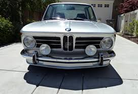 bmw 2002 horsepower for sale 1969 bmw 2002 that s been restored with a of gold