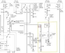 1996 chevy blazer brake light wiring diagram chevrolet inside