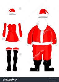 santa claus suits claus suit clipart