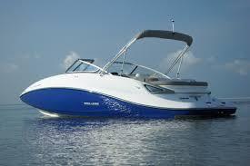 jet boat sea doo onboard