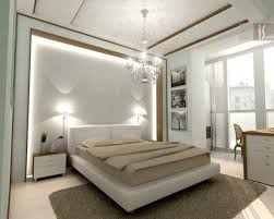 Bedroom With White Furniture Bedroom Small Bedroom With Recessed Cabinet And White Bed Cover