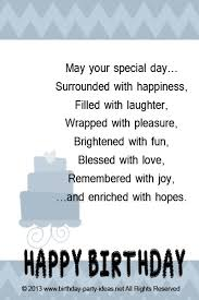 special daughter happy birthday a4 sheet with verse on