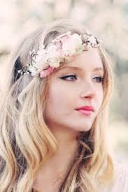 flower headband bridal flower crown wedding hair accessories wedding flower