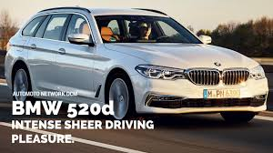 2018 bmw 5 series touring bmw 520d testride u0026 interior design
