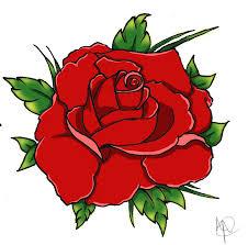 flash art rose by anarchyartistbuddy on deviantart