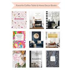 Home Decor & Coffee Table Books