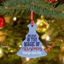 custom gifts believe in the magic of ceramic tree