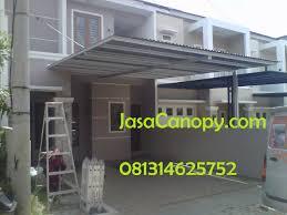 canopy minimalis jasa canopy murah jakarta tangerang depok