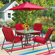 Red Patio Set by Furniture Awesome Patio Furniture Sale Patio Table On Big Lots