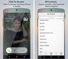 screen caller id apk free caller screen dialer pro for android free and software