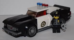 police camaro lego ideas camaro police car