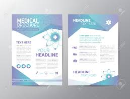 healthcare brochure templates free abstract background template can be used as book cover