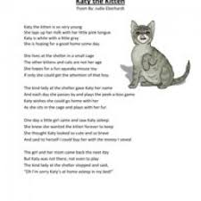 reading lessons for 3rd grade third grade reading comprehension worksheet katy the kitten