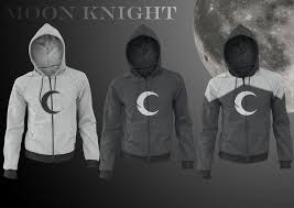 moon knight hoodies by prathik on deviantart