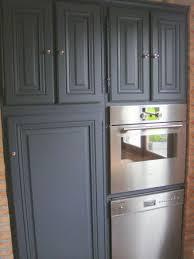 repeindre cuisine chene repeindre cuisine bois meuble cuisine rustique repeint une