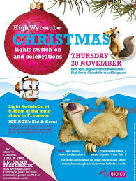 hours ice age hits tonight u0027s wycombe xmas