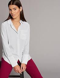womens shirts blouses m s