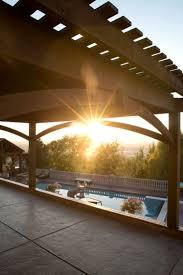 Timber Frame Pergola by 138 Best Pool Side Pergolas Images On Pinterest Pergola Kits