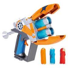 slugterra eli u0027s blaster 7 pieces code bajoterra