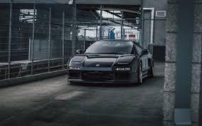 2017 honda nsx 4k wallpapers download wallpapers honda nsx 4k stance sportcars black nsx
