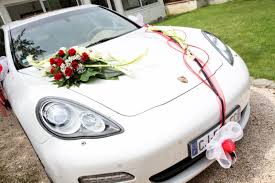 Deco Mariage Voiture by