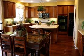 kitchen wall paint with brown cabinets the best wall colors for kitchens pictures paint color