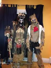 Voodoo Costumes Halloween Coolest American Horror Story Costumes Couple American