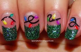 365 days of nail art december 2014