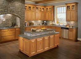 honey oak kitchen cabinets with wood floors pictures of kitchens with honey oak cabinet and granite