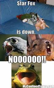 Sonic The Hedgehog Meme - sonic the hedgehog and star fox images some random star fox memes