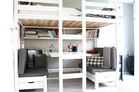 loft bed with desk bunk bed office atken me
