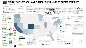 the united states of cannabis visualizing the birth of an industry