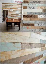 painted wood walls 15 creatively genius diy wood walls diy crafts