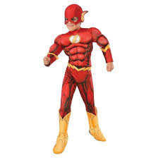 kids costume the flash deluxe kids costume target