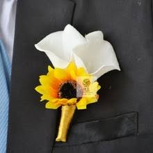 sunflower corsage buy sunflower corsage and get free shipping on aliexpress
