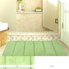 Memory Foam Bathroom Rug Set Memory Foam Bathroom Rug Tapinfluence Co
