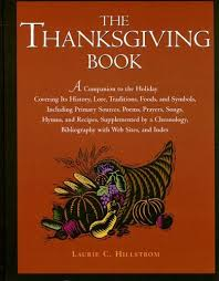 the thanksgiving book a companion to the covering its