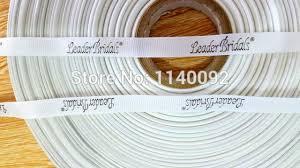 custom grosgrain ribbon free shipping customized grosgrain ribbon printing clothing collar