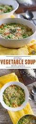 easy vegetable soup with pasta happy cooking review taste and tell
