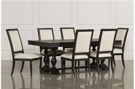 Black And White Dining Room Sets Dining Room Furniture Collection Living Spaces