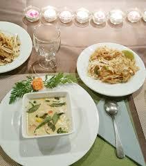 cours de cuisine asiatique j ai tésté pour vous un cours de cuisine thaïlandaise