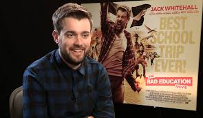 Bad Education Does Bad Education U0027s Jack Whitehall Have What It Takes To Be A