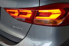 hyundai elantra eco light turbocharged hyundai elantra sport revealed in automobile