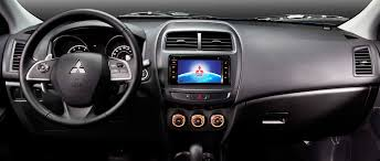 mitsubishi asx 2018 interior asx mitsubishi motors philippines corporation