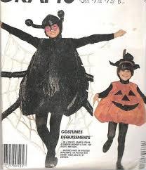Childrens Halloween Costume Patterns Mccalls Kids Halloween Costume Sewing Pattern Uncut Boys Girls