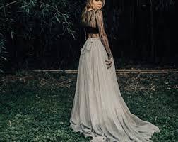 ombre wedding dress ombre wedding dress etsy