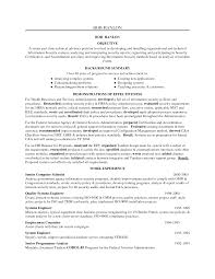 Best It Resumes by 100 Best It Resume Sample Best It Resume Resume For Your Job