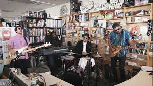 Npr Small Desk Paak And The Free Nationals Killed Their Npr Tiny Desk Concert