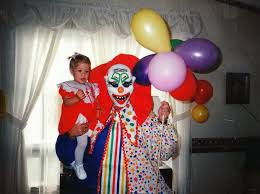 clowns for a birthday party clown